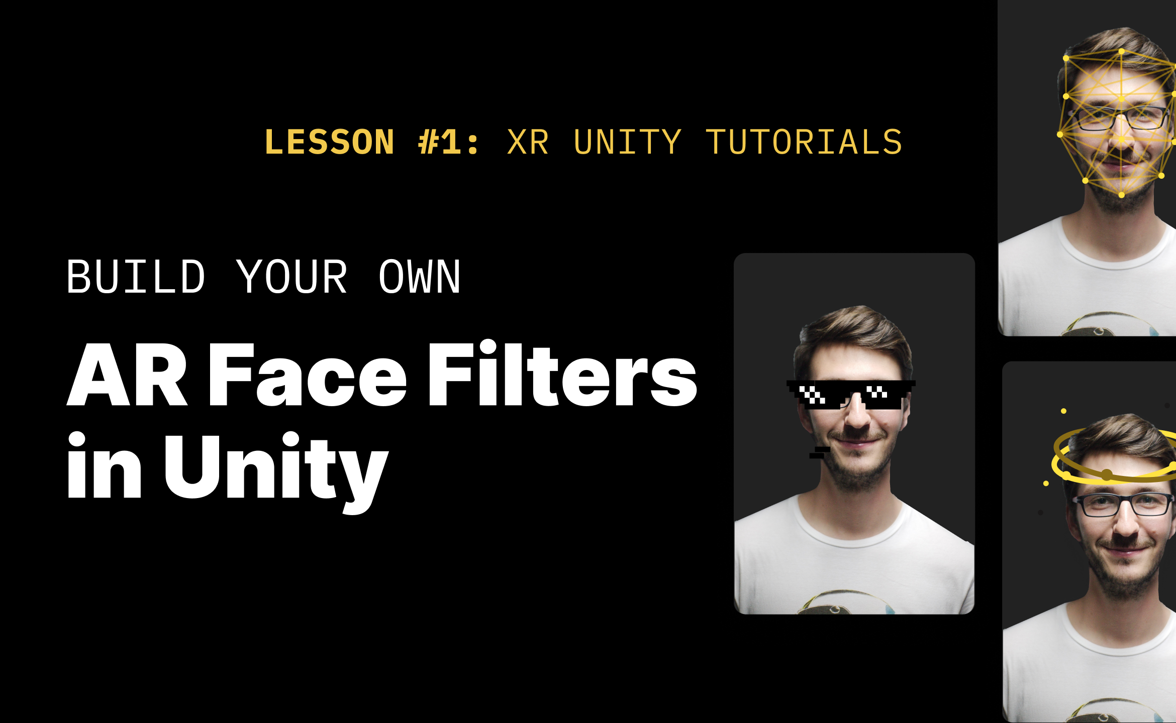 Build your own instagram unity face filters